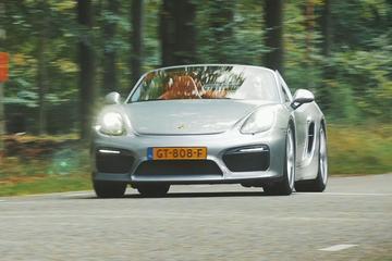 Rij-impressie - Porsche Boxster Spyder