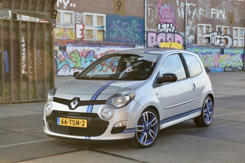 Renault Twingo 15 Dci Eco2 Dynamique 2012 Review