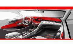 Hyundai schetst interieur nieuwe Veloster