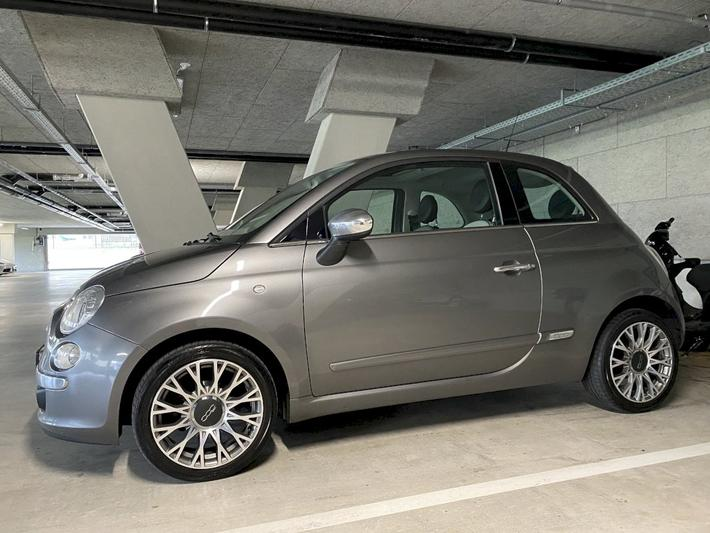 Fiat 500 1.2 S&S Lounge (2011)