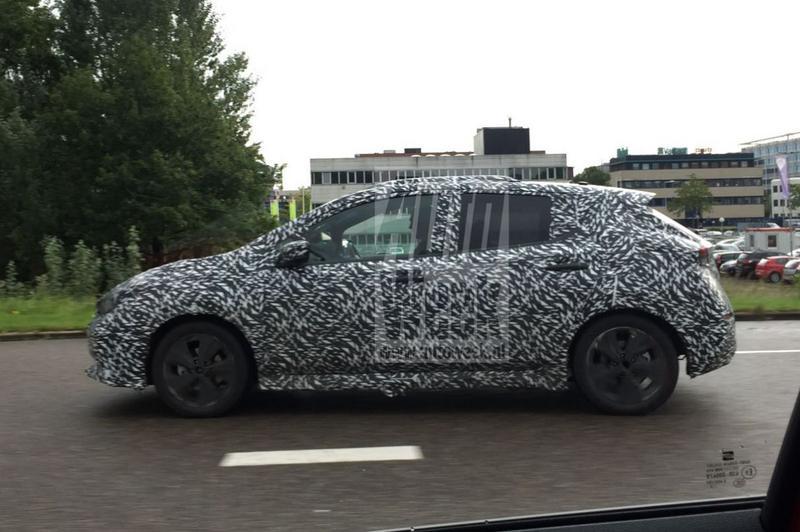 Nieuwe Nissan Leaf al in Nederland
