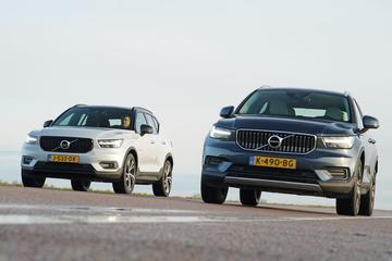 Elektrische Volvo XC40 Recharge fors goedkoper