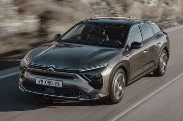 Prijzen Citroën C5 X: vanaf €37.490