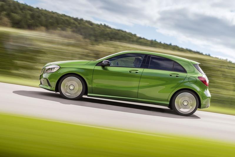 Mercedes Presenteert Gefacelifte A Klasse Autoweek Nl