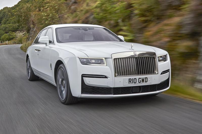 Rolls-Royce Ghost - Eerste rijtest