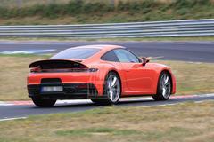 Porsche 911 (992) - Spionage