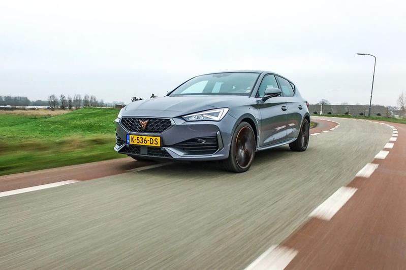 Test: Cupra Leon e-Hybrid