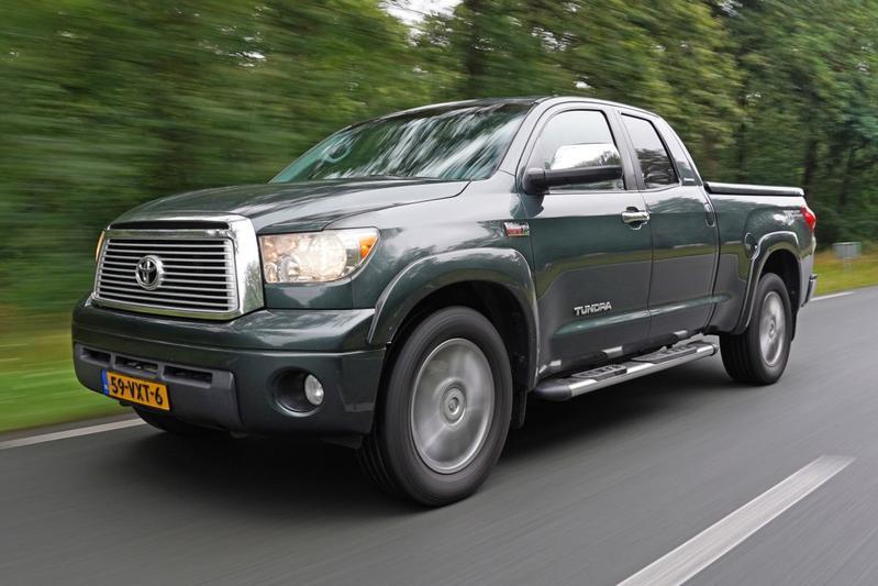 Toyota Tundra 5.7 V8 (2007) - 465.294 km - Klokje Rond