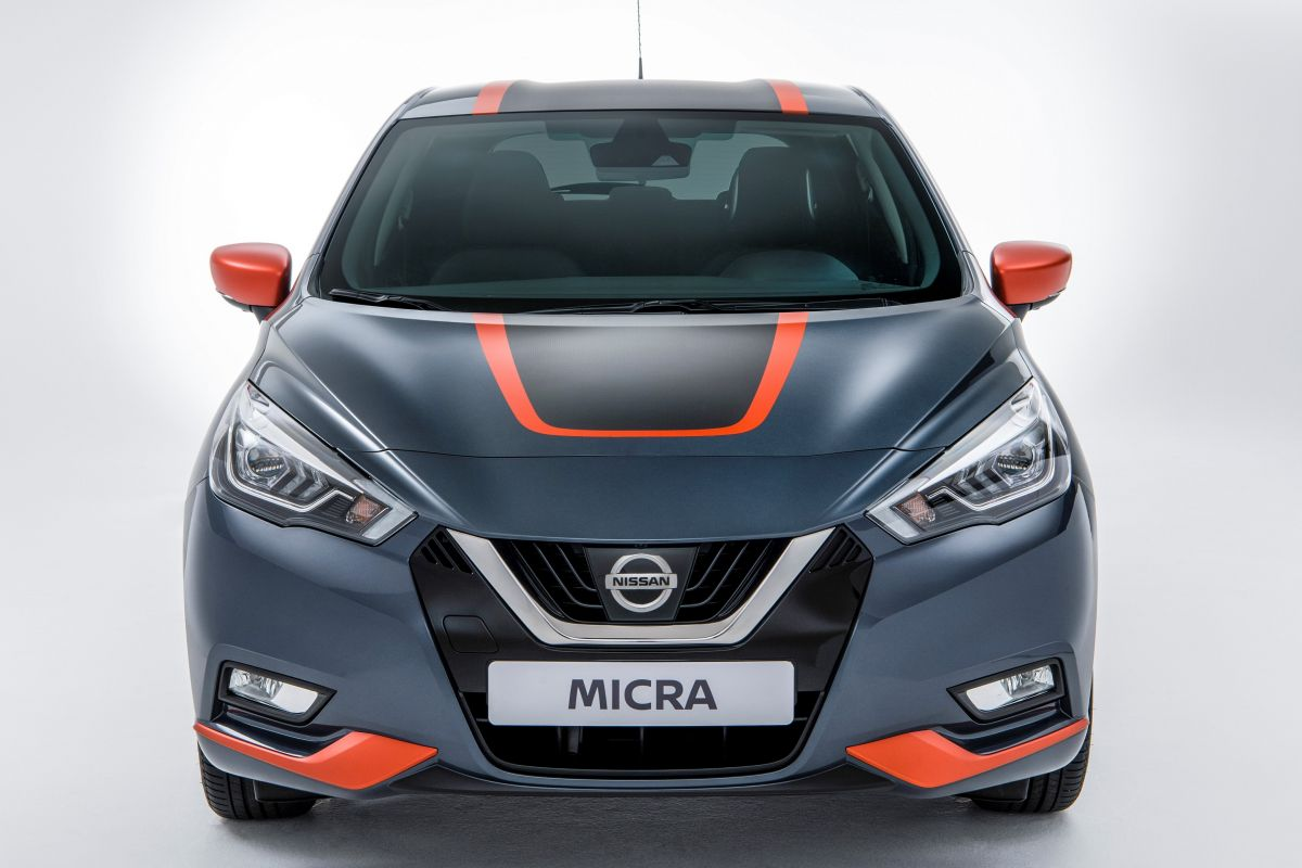 nissan micra als bose personal edition autonieuws. Black Bedroom Furniture Sets. Home Design Ideas