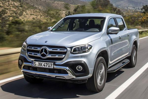 Rij-impressie: Mercedes-Benz X-klasse