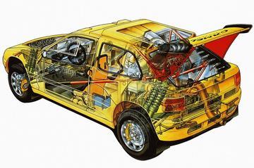 Doorzaag-zaterdag: Citroën ZX Rallye Raid