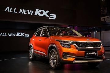 Kia onthult nieuwe KX3 voor China