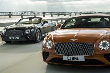 V8 voor Bentley Continental GT en Convertible