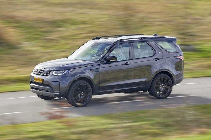 Land Rover Discovery 2.0 Si4 - Test