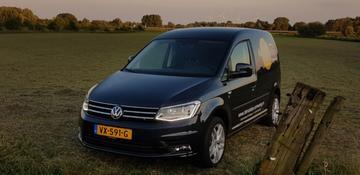 Volkswagen Caddy L2H1 2.0 TDI 102pk BMT (2016)