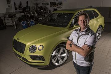 Bentley Bentayga op jacht naar Pikes Peak record