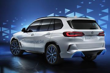 BMW i Hydrogen Next: met een vleugje Toyota