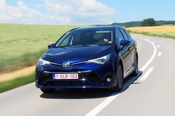 Rij-impressie - Toyota Avensis