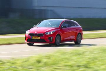 Kia Proceed GT - Achteruitkijkspiegel