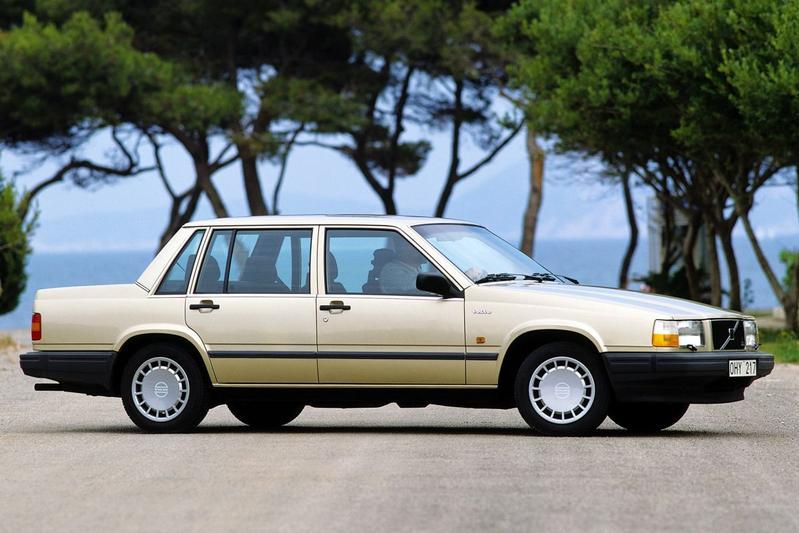 Volvo 740 GL 2.3 (1990)