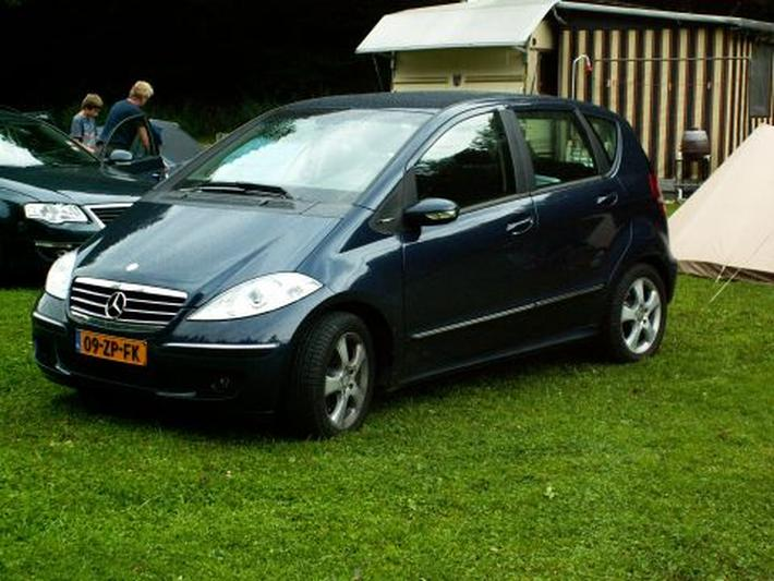 Mercedes-Benz A 180 CDI Avantgarde (2008)