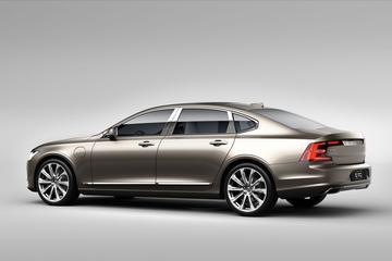 Volvo S90 krijgt nieuwe prijslijst