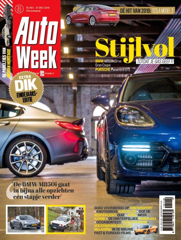 AutoWeek 51/52 2019