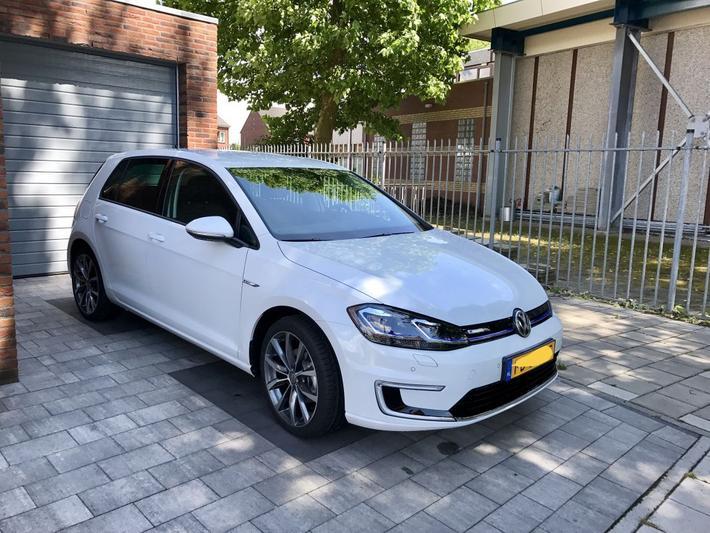 Volkswagen E Golf Kleuren.Volkswagen E Golf 2017 Review Autoweek Nl