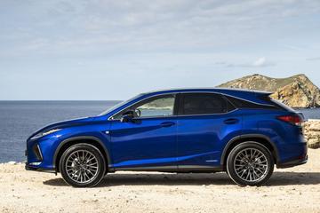 Lexus heeft één miljoen auto's verkocht in Europa