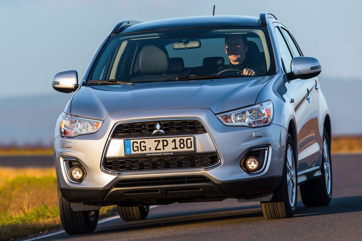 Facelift Friday: Mitsubishi ASX