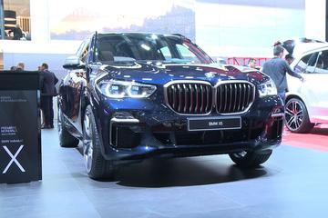 BMW X5 - Parijs 2018 Special