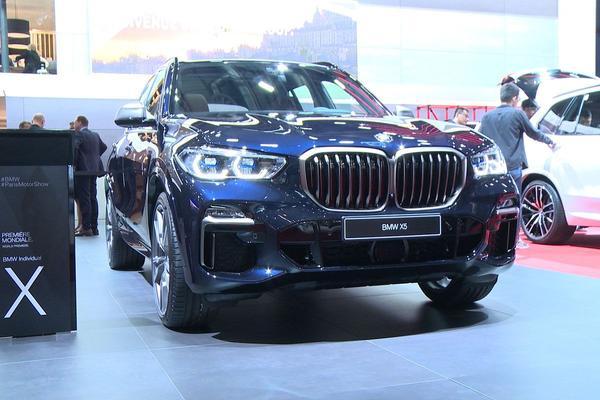 Video: BMW X5 - Parijs 2018 Special