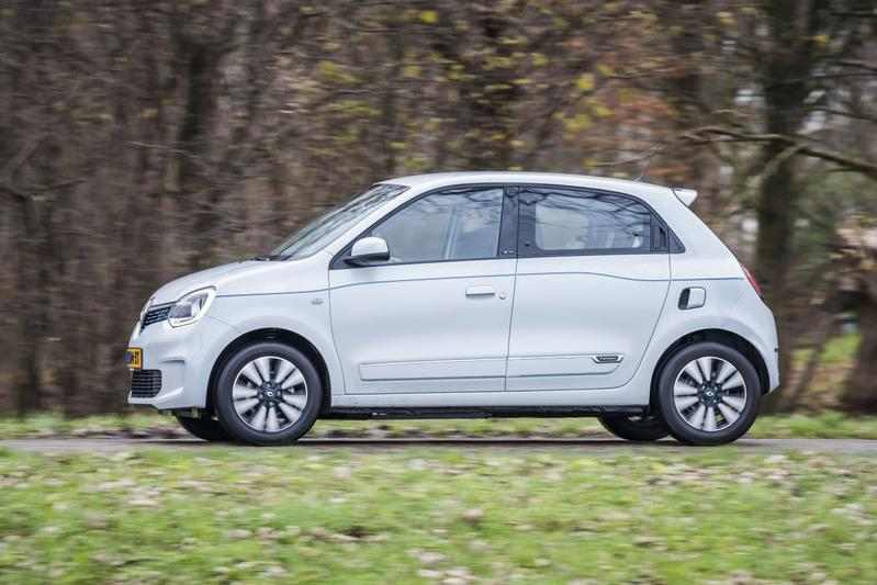 Test: Renault Twingo Electric