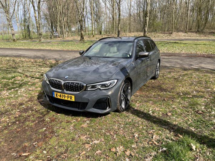 BMW M340i xDrive Touring (2020)