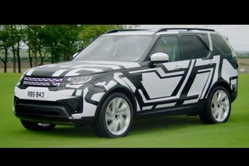 Video: de stoelen van de Land Rover Discovery