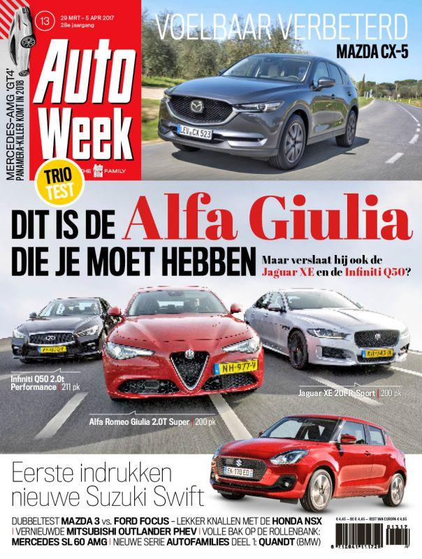 AutoWeek 13 2017