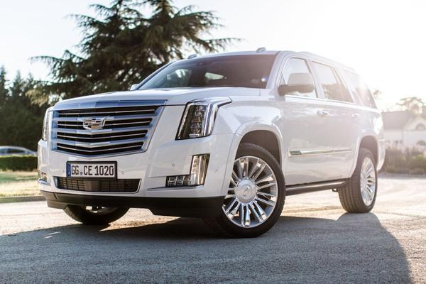Schaduwspeler: Cadillac Escalade