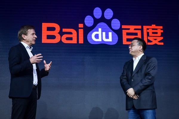 Volvo en Baidu samen aan autonome auto