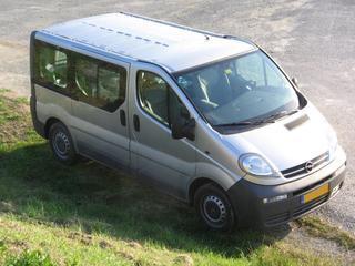 Opel Vivaro (2004)