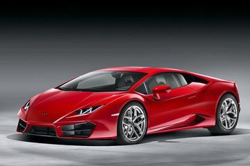 Lamborghini Huracán nu ook als LP580-2