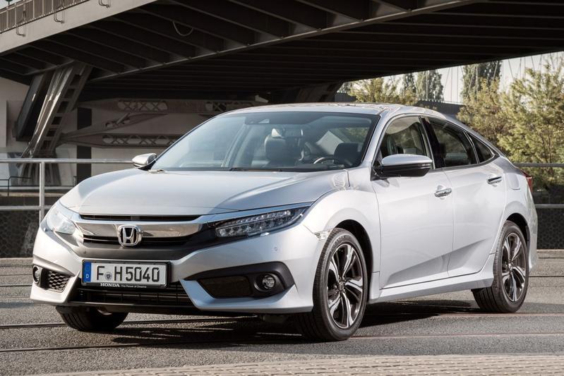 Honda Civic 1.5 i-VTEC Executive (2017)