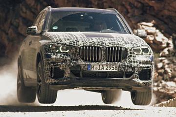 BMW toont X5