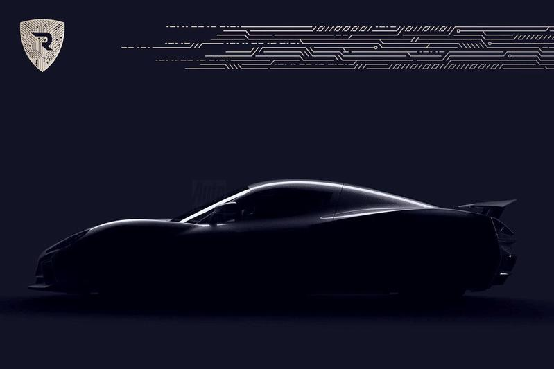 Rimac Automobili kondigt nieuwe hypercar aan