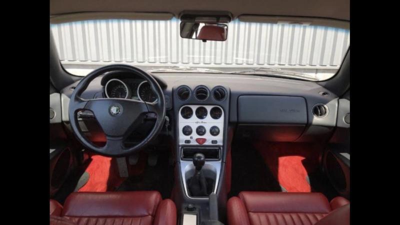 Alfa Romeo GTV 3.0 V6 24V L (2001)