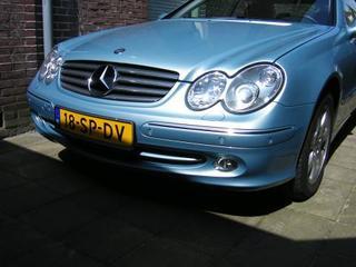 Mercedes-Benz CLK 200 Kompressor Elegance (2002)