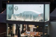 Volvo's S60 klaar voor onthulling