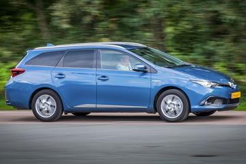 Toyota Auris Touring Sport 1.8 Hybrid Trend - Doorgelicht