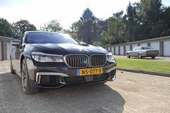 30 Jaar BMW 7-serie met V12 - Special