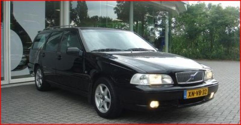 Volvo V70 Tdi 25 Exclusive Line 1999 Review Autoweeknl