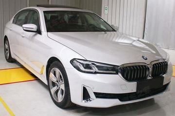Vernieuwde BMW 5-serie opgedoken